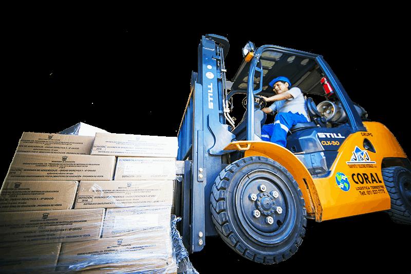 Servicios logísticos de transporte y almacenamiento - Servicios de Almacenamiento