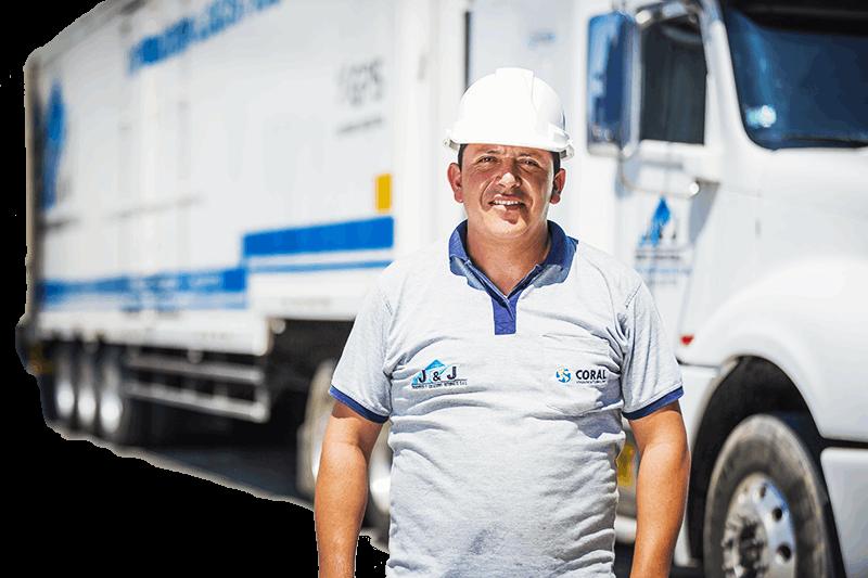 Servicios logísticos de transporte y almacenamiento - Servicios de Carga Completa