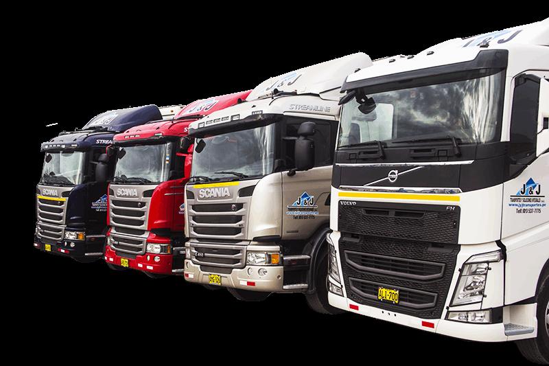Servicios logísticos de transporte y almacenamiento -Servicios de Distribucion Nacional e Internacional