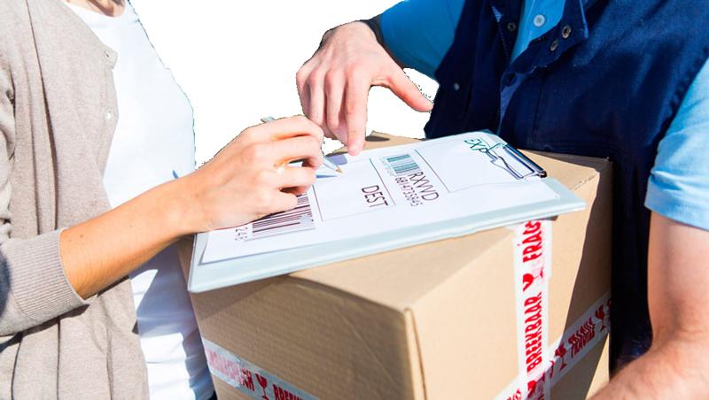 Servicios logísticos de transporte y almacenamiento - Servicios de Distribucion puerta a puerta