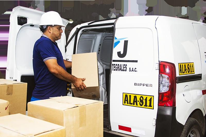 Servicios logísticos de transporte y almacenamiento - Servicio Express